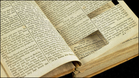 On Those Missing Verses In Your ESV and NIV Bible - Borrowed