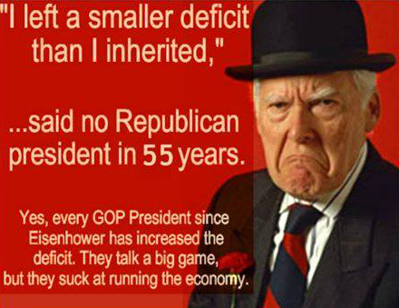 Republican Deficit